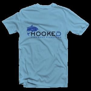 Hooked Fish Shop - T-shirt